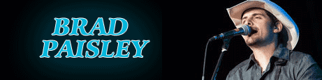 Brad Paisley tour dates and tickets