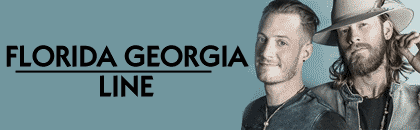 Florida Georgia Line Concert Tour Tickets