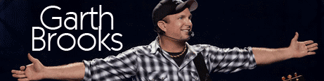 Garth Brooks Concert Tour Tickets