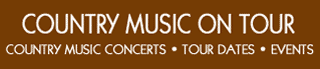 Country Music Concerts | Country Music on Tour