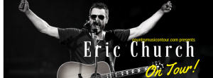 Eric Church Tour