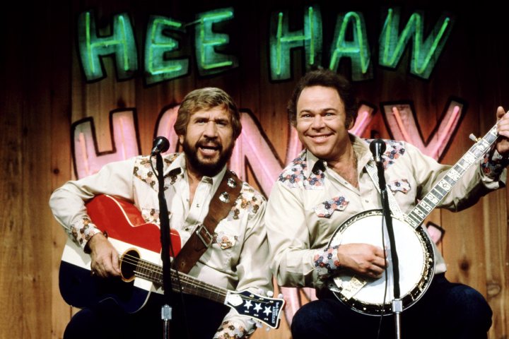 Hee Haw the Musical on Broadway