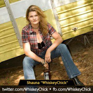 "Country Music Industry Journalist and Music Ambassador, Shauna ""WhiskeyChick"" Castorena"