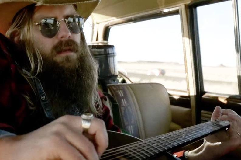 Chris Stapleton on Country Music On Tour