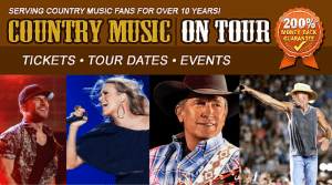 Discount Tickets on Country Music On Tour