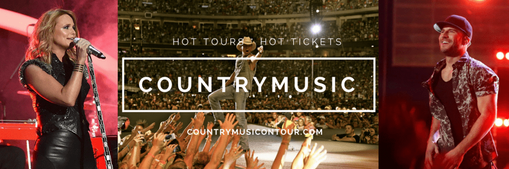 Hot Tickets on Country Music On Tour