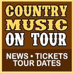 Ticket on Country Music On Tour