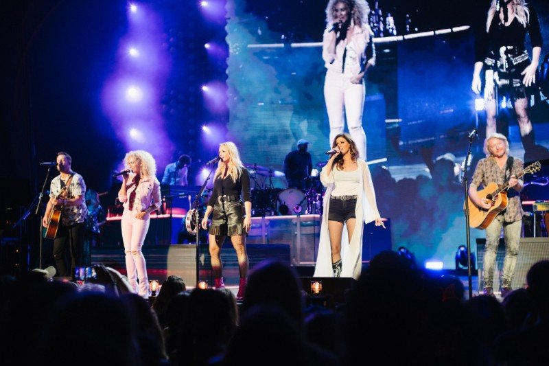 Little Big Town + Miranda Lambert Tour