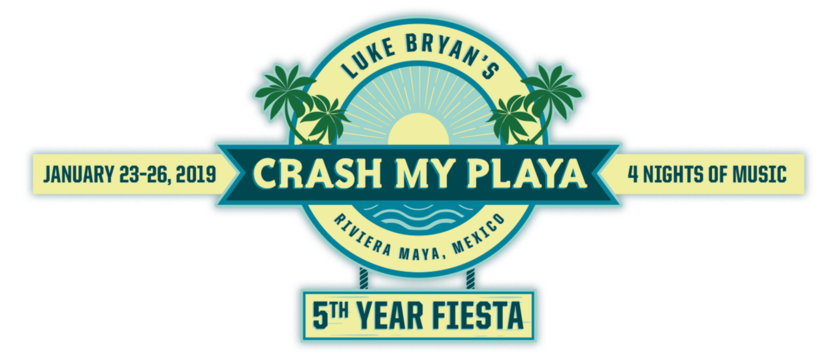 Luke Bryan's Crash My Playa 2019