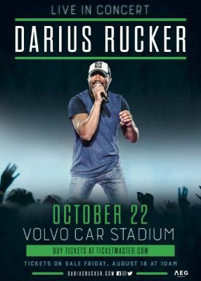Darius Rucker Concert Tickets on Country Music On Tour
