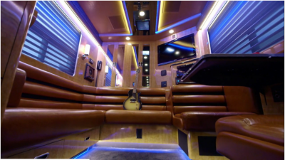 Inside Gary Allan's Tour Bus on Country Music On Tour