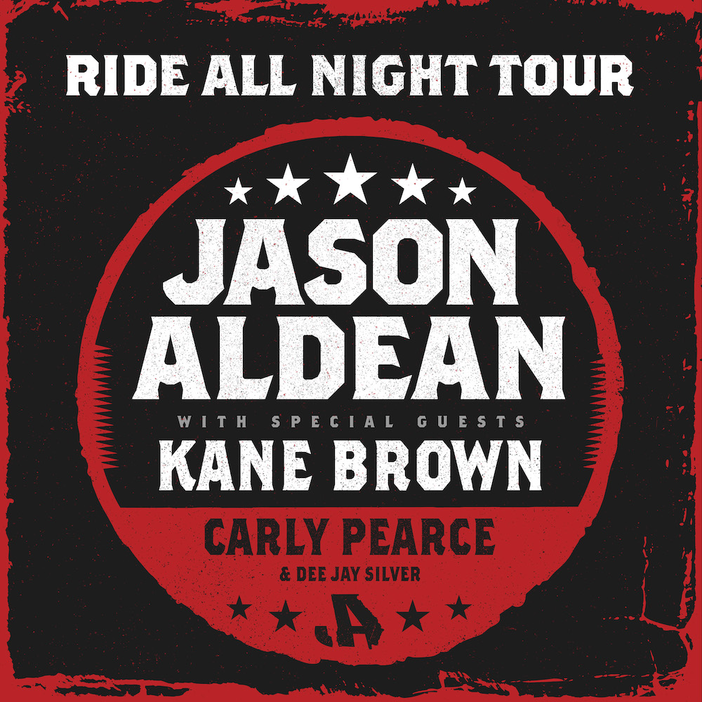 Jason Aldean tour Kane Brown Tour