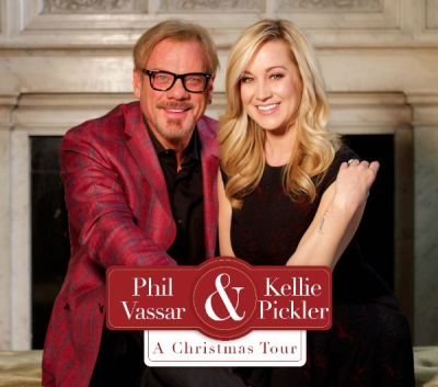 Kellie Pickler and Phil Vassar Christmas Concert Tickets