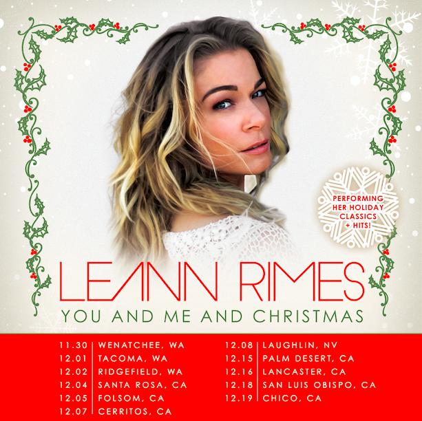 LeAnn Rimes Christmas