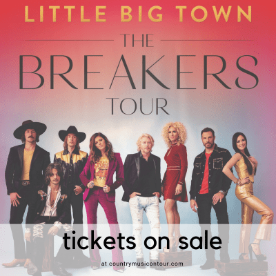 Little Big Town Tour News on Country Music On Tour