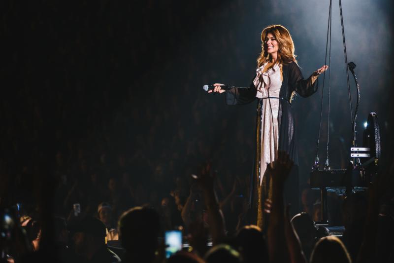 Shania Twain Tour