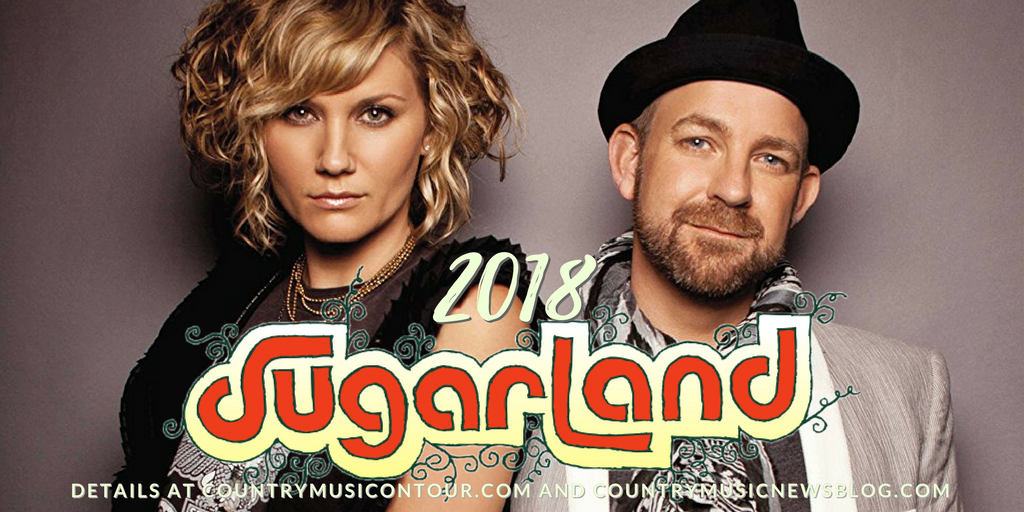 Sugarland Tour Dates 2018 Amp 2019 Setlists News Tickets