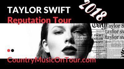 Taylor Swift 2018 Tour