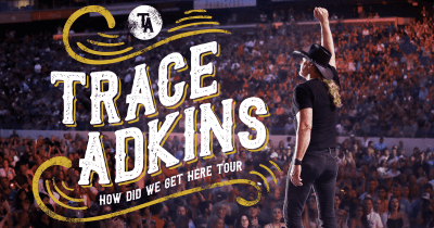 Trace Adkins How Did We Get Here 2018 Tour